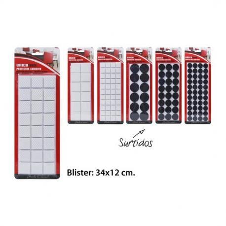Protector Adhesivo Surtido, BRICOTECH, 24x12cm - Imagen 1