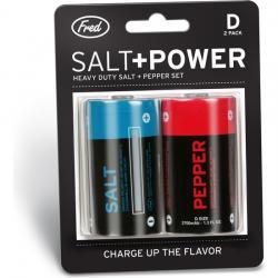 SALT & POWER BATTERY S&P