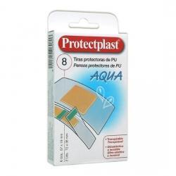 Tiras Protectoras Aqua, PROTECTPLAST, 8uds. - Imagen 1