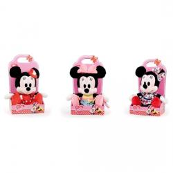 PELUCHE I LOVE MINNIE 25 CM TOPOS