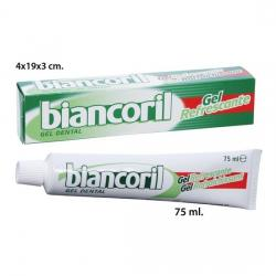 Pasta De Dientes Biancoril Refrescante, BIANCORIL, 75ml.