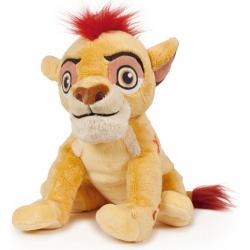 PELUCHE LION GUARD - KION 17 CM