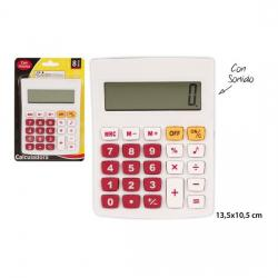 Calculadora 8 Dígitos con Sonido, MASTERCLASS - Imagen 1