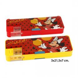 PLUMIER ESCOLAR IMAN, DISNEY, -MINNIE-